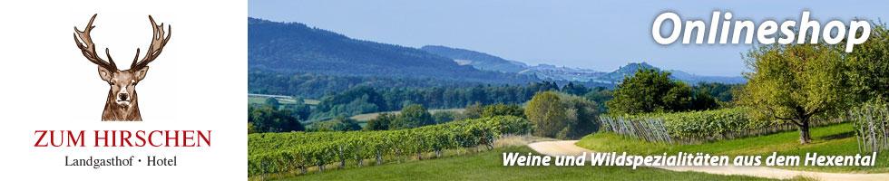 Landgasthof Hirschen - Onlineshop