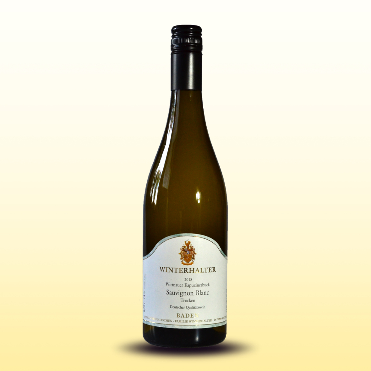Sauvignon Blanc – trocken, 2019