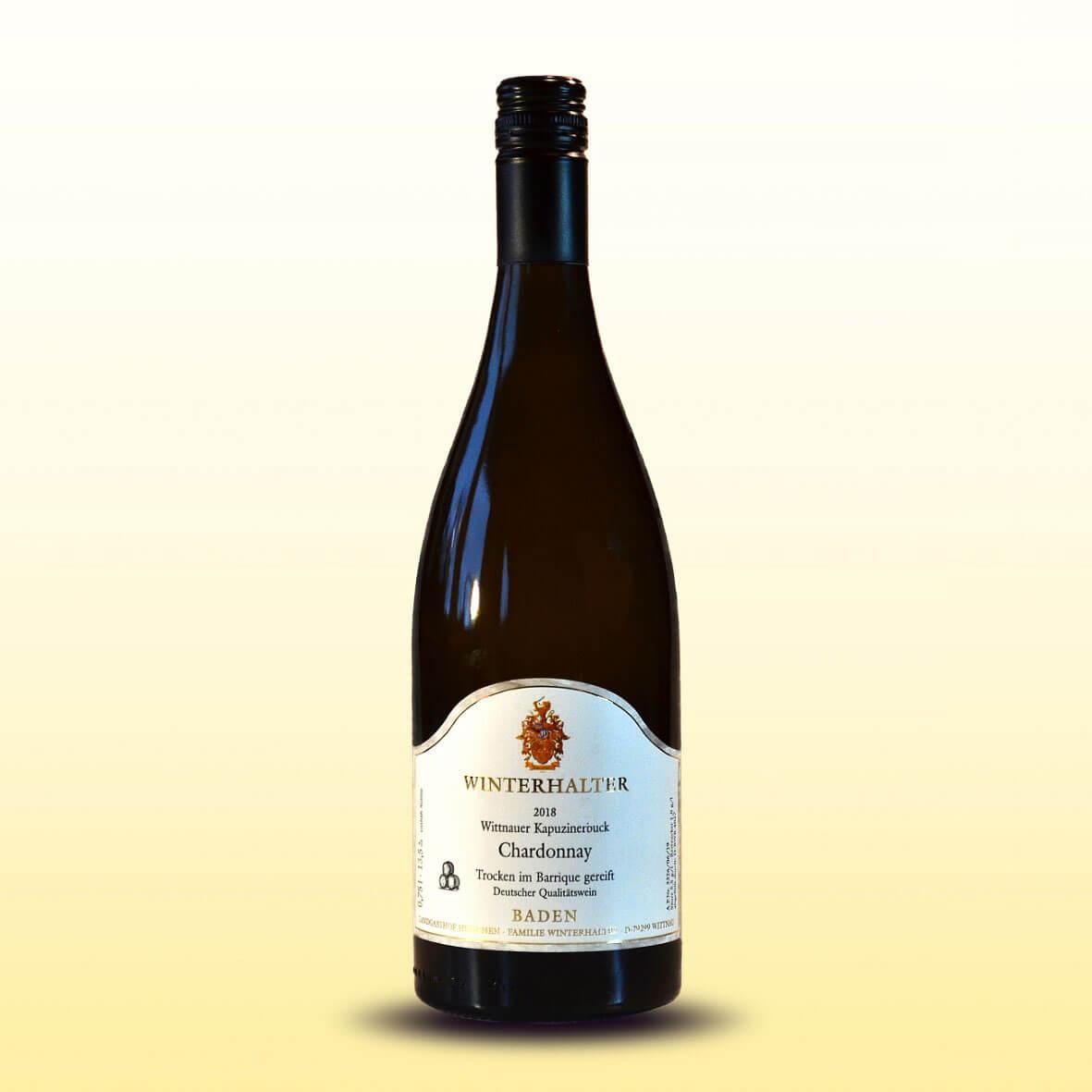Chardonnay Barrique – trocken 2018